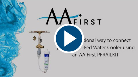 How to Professionally Install a Mains-Fed Water Cooler by AA First